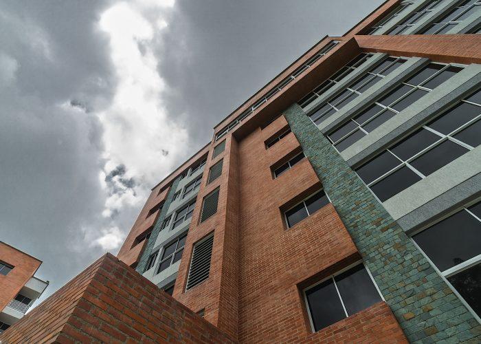 Edificio Cima Bosque